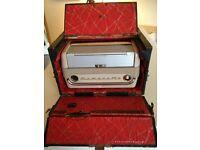 A boxed vintage Antique Grundig Memorette Tape Recorder 1960s