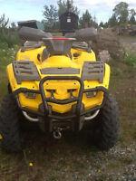 For Sale:  CAN-AM ATV  Excellent Condition