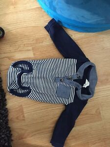 Size 1-2 month h&m shirt