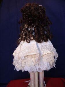 Meggan's Collectors Canadian Procelain Handmade Doll (Noele) London Ontario image 5