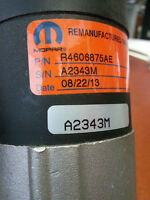 Remanufactured Mopar Starter