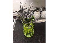 Green utensils