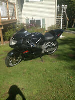 2000 Suzuki GSX-R 750 For Sale