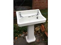 Bathroom sink £30