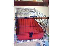 Indoor rabbit/rat cage