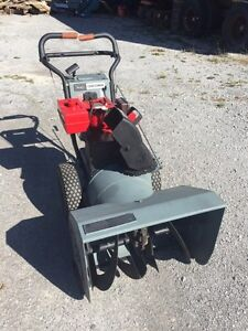 Craftsman 8/26 Snowblower