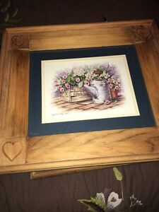 Country pictures with wooden frames Cambridge Kitchener Area image 6