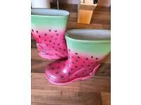 Next watermelon wellies.