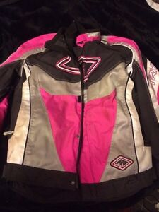Two snowmobile Coats for sale
