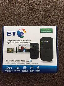 Broadband extender kit