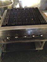 Gas Grills - Restaurant Equipment for Burger Joints, Bars, Etc.