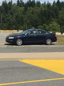 2006 Audi A6 AWD amazing condition rare chance to trade