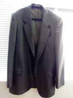 Mens blazer and Womens Old Navy Winter Jacket