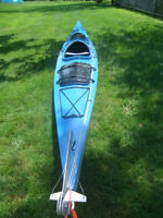 KAYAK - 17ft Sea Kayak