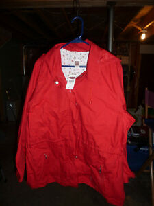NEW Northern Reflections Spring Jacket XL