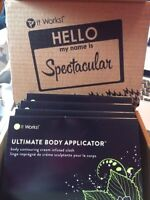 It works wraps in stock!!