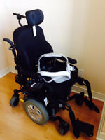 Electric Bed, Electric Wheelchair, Toilet Commode