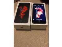 iPhone 6s 16GB in grey unlocked