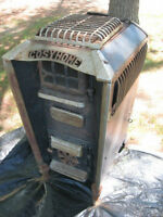 Antique Parlour Stove (wood/coal) Great shape to restore!