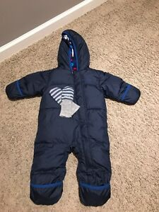 Columbia 6-12 month snowsuit