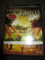 Facing the Giants DVD - $2