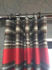 Luxury Designers Guild fabric curtains