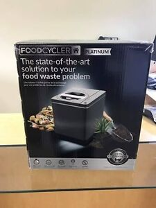 Food Cycler Indoor Composter CS-30 Platinum