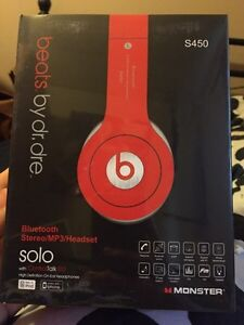 Beats by dr dre solo bluetooth