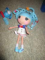 Lalaloopsy silly hair dolls