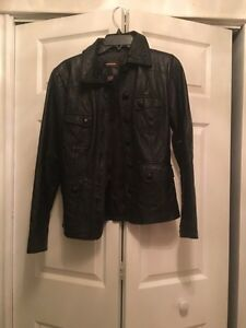 Ladies leather jacket xs  St. John's Newfoundland image 1