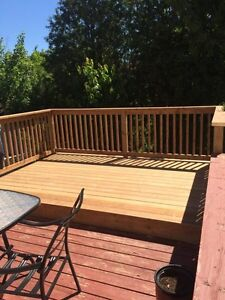 Fall DISCOUNTS/Fence+Deck/Outdoor projects Kitchener / Waterloo Kitchener Area image 6