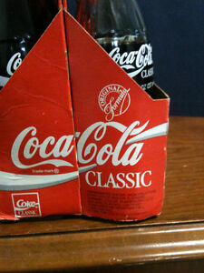 Coca-Cola Glass Bottles in Case must sell Kitchener / Waterloo Kitchener Area image 1