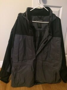 Men's Wetskins rainsuit