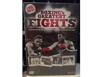 Boxings Greatest Fights 3 dvd box set new can post