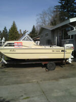 boat/trailer/outboard