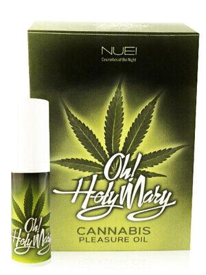 OH! HOLY MARY, aceite estimulante Cannabis
