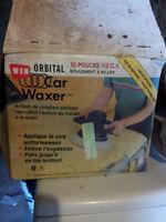 car waxer/buffer  $20.00