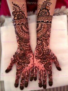 Henna For  Christmas parties and wedding Kitchener / Waterloo Kitchener Area image 6