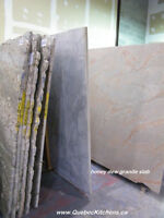 Granite Quartz Summer Sale: July 1st-Aug 21 QuebecKitchens.ca