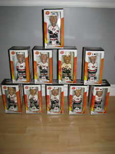Genuine Hand Painted NHL Bobble Heads