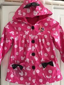 Minnie Mouse coat