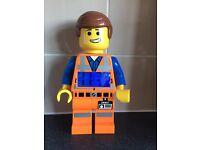 Lego emmit alarm clock