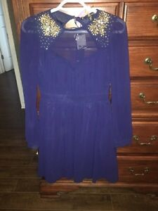 New with tags party cocktail dress size 4