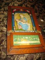 The Holy Name Alter Over 100 year old Asking 150.00
