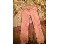 X3 size 12 skinner trouser jeans