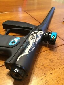 Professional paintball marker limited edition mini invert