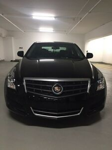 2013 Cadillac ATS 2.0L Turbo RWD Manual - Lease Takeover