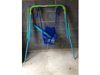 Baby outdoor swing new