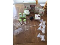 Ardo Calypso Double Breast Pump incl Freezer bags and Cleaning bag
