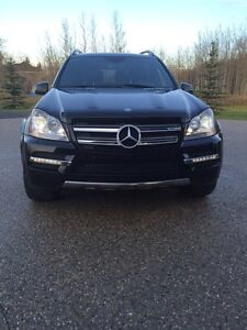 Mercedes Benz 2012 GL 350  Blue Tec Diesel  Strathcona County Edmonton Area image 4